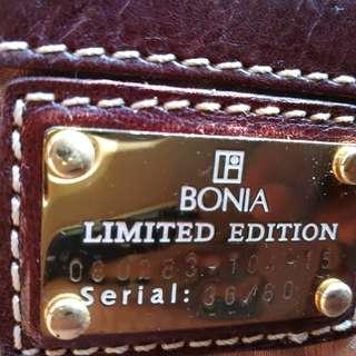 Bonia limited edition