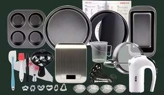 🚚 Baking tools set