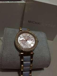 Michael Kors Mini Parker Ladies Mutlifunctional Watch MK6327