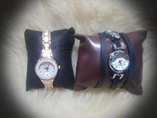 Special bundle for 2 brand new ladies watches