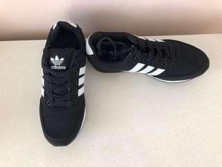 Adidas black Casual Sneakers - Size 38