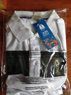Official Licensed Fifa World Cup Polo Shirt