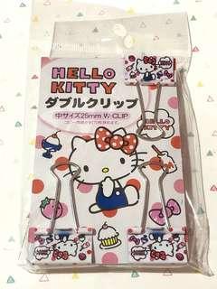 Sanrio hello kitty clip set