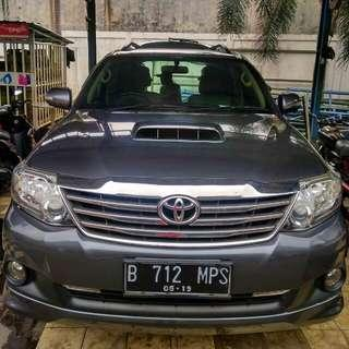 TOYOTA FORTUNER 2.5 G AT VNT TURBO 2014