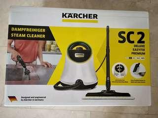 🚚 KARCHER Steam Cleaner