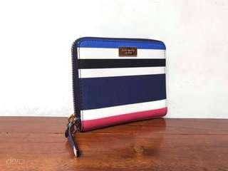NEW Kate Spade square wallet