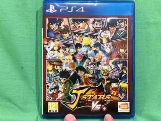 🚚 J群星勝利對決+ PS4