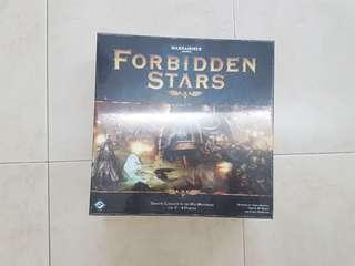 (Out Of Print) Forbidden Star Brand New Board Game