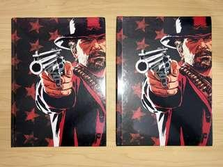 Red Dead Redemption 2 Complete Official Guide Collector's Edition