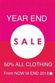 New Year Sale Top, Dress