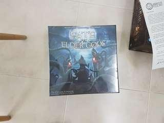 Fate of the Elder Gods Brand New Board Game