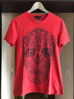 Alexander McQueen Men tee t-shirt size S