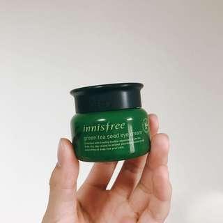 🚚 Innisfree 綠茶籽保濕眼霜