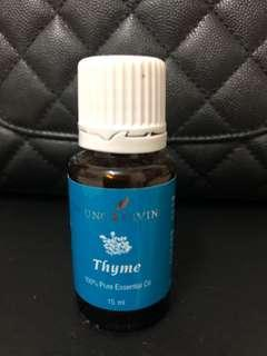 Young Living Thyme 15ml Essential Oils