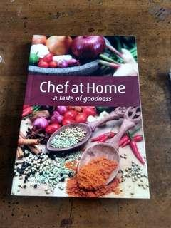 BN Cook Book Recipes Chef At Home a taste of goodness