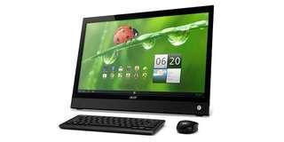 Giant Acer Desktop Tablet for sale