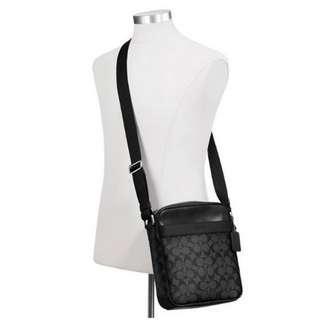 Coach sling bag for men
