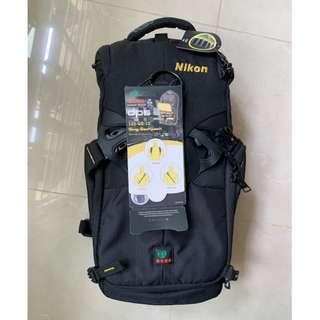 Kata 123-go-10 Ns Sling Backpack Nikon
