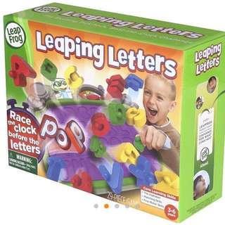 #MenXmasGift #WowenXmasGift LeapFrog Leaping Letters~$180