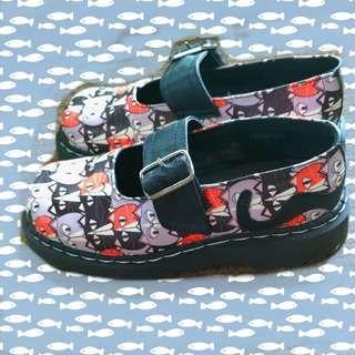 ✨T.U.K Many Kitties Mary Jane