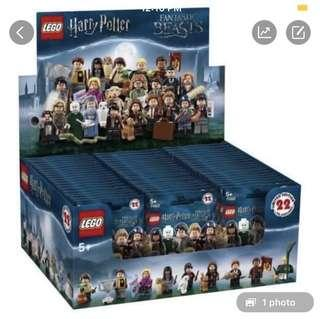 1 day Christmas deal Lego 71022 Harry Potter fantastic beasts box of 60