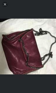 Inspired Stella McCartney Mini Sling Bag n Bottega Veneta