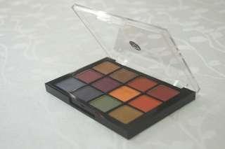 [95%新] Viseart 04 Dark mattes Eye Shadow Palette 暗黑系全啞光眼影盤 #跟我一起半價出清