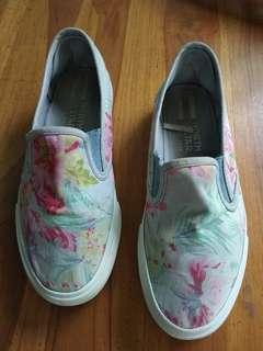 North star platform shoes