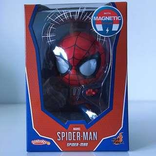 Spider-Man Advanced Suit Cosbaby Bobble-Head