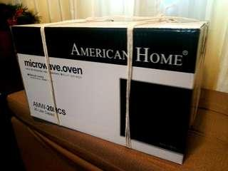 American Home Microwave Oven AMW-20MCS