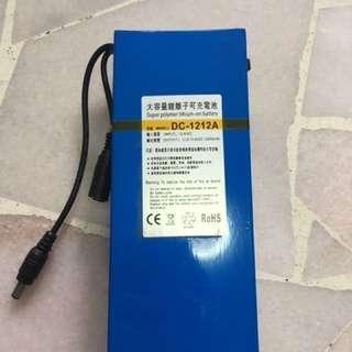 External Battery(12000mah)