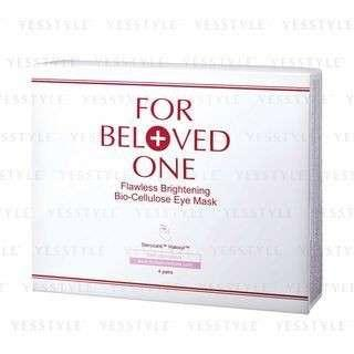 XMAS SALE! For Beloved One Flawleas Brightening Bio-Cellulose Eye Mask
