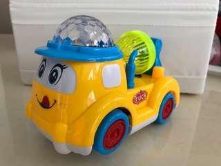 Truck cartoon toy
