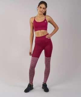Gymshark twotone leggins
