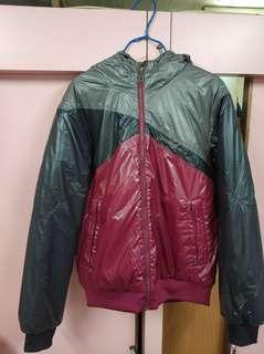 REEBOK vintage jacket, 夾棉外套, not 羽絨