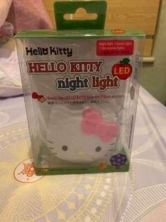 Hello Kitty 小夜燈