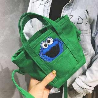 🚚 Elmo肩背手拿包