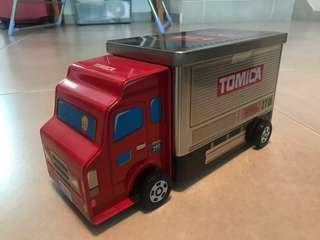 Tomica truck container 鐵車盒