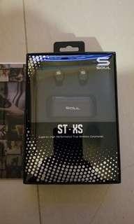 Soul ST-XS wireless earbuds