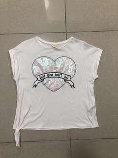 Zara Girls top