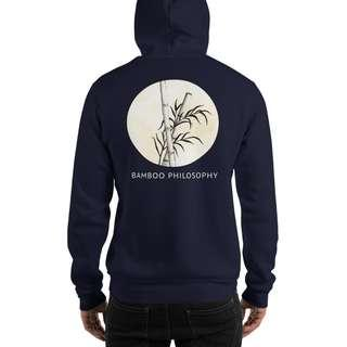 Bamboo Philosophy Bamboo Tree Hoodie | Entrepreneur Tee | Motivational | Inspirational Tee | Brand New | 100% Cotton |
