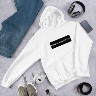 Bamboo Philosophy Logo Hoodie | Entrepreneur | Motivational | Inspirational | Brand New