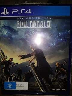 FF XV day one edition