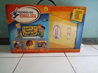 Hooked on english learn to speak english