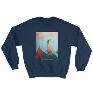 Bamboo Philosophy Sweatshirt| Entrepreneur | Motivational | Inspirational | Brand New y Waves & Cloud |