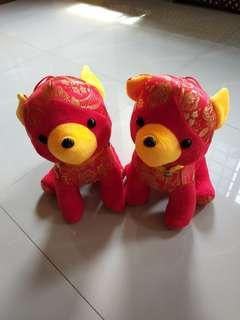 Soft Toys(Puppies)