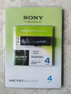 Sony USB drive 4GB