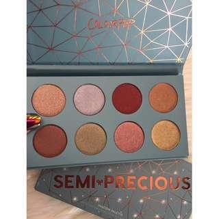 Colourpop Semi Precious Eyeshadow Palette