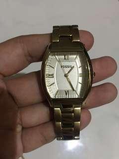 Jam Fossil Watch Original