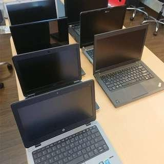 中小企業的老闆們 你們要找的電腦在這裡 商務筆電特賣會 $6000起 $6000UP